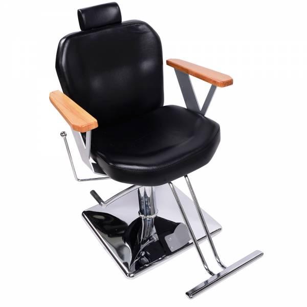 Friseurstuhl 205527a schwarz