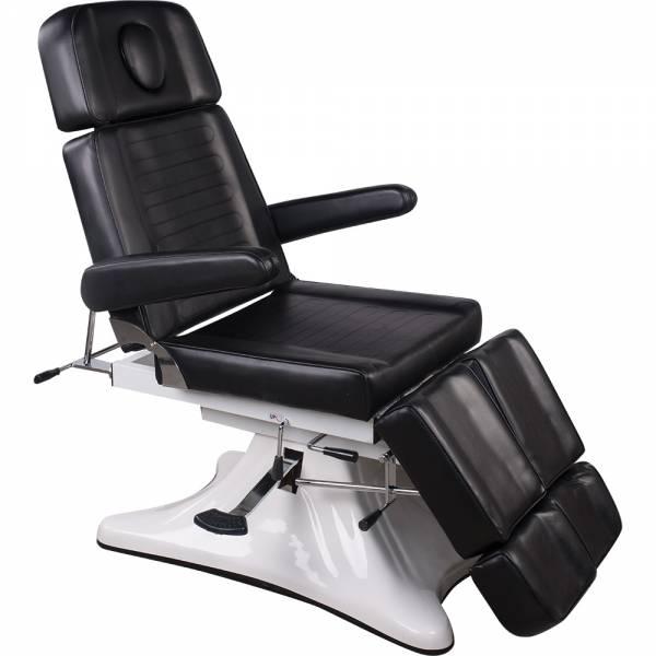 Fußpflegestuhl 125865 schwarz