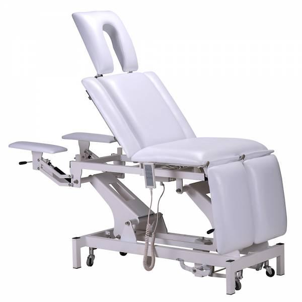 Behandlungsliege / Fußpflegestuhl 002330