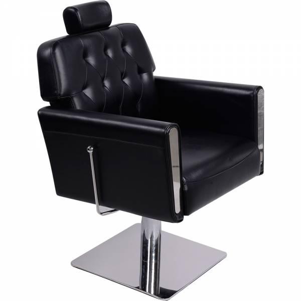Friseurstuhl 205486a schwarz