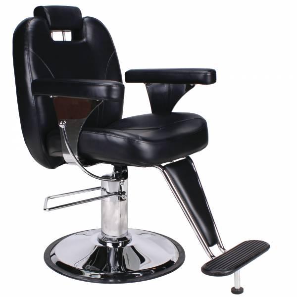 Friseurstuhl 205470 schwarz