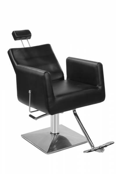 Friseurstuhl 205129 schwarz