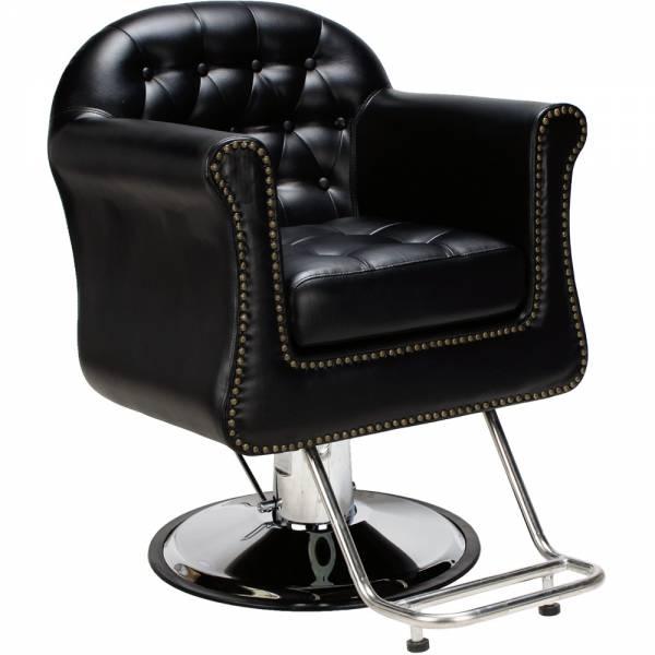 Friseurstuhl 205481 schwarz