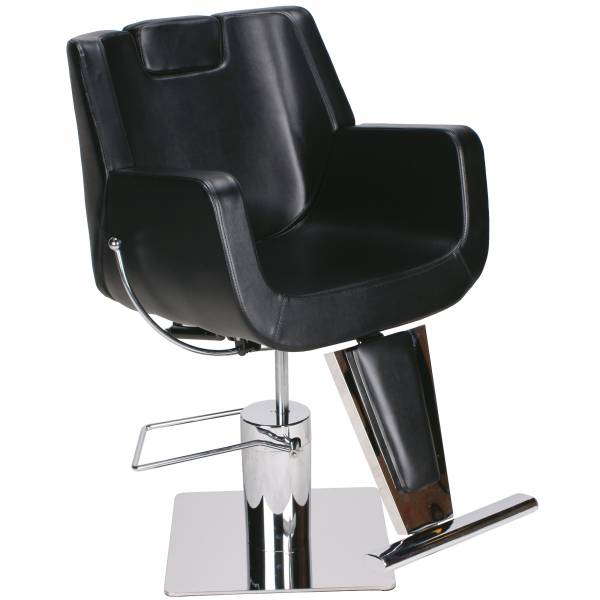 Friseurstuhl 205456 schwarz