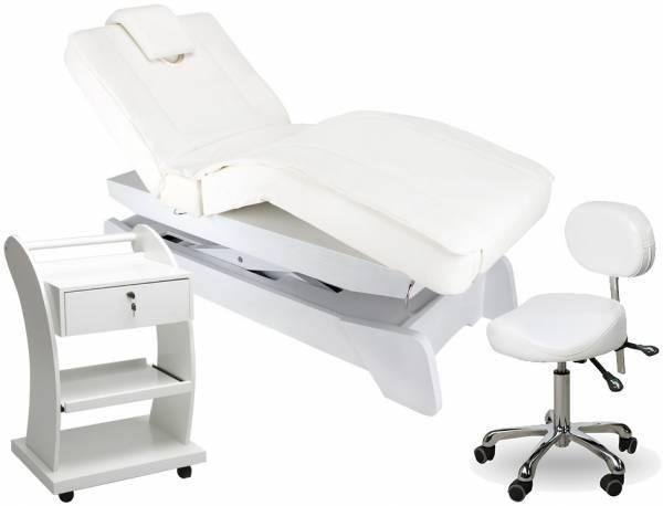 Massagekabine 900208 weiß kombinierbar